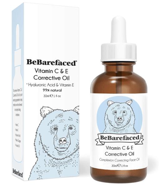Be Barefaced Vegan corrective serum