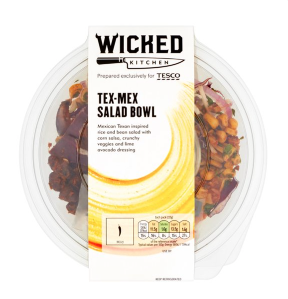 Tex Mex Salad Bowl