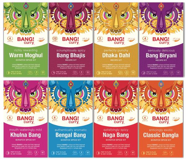 Vegan Bang Curry Kits