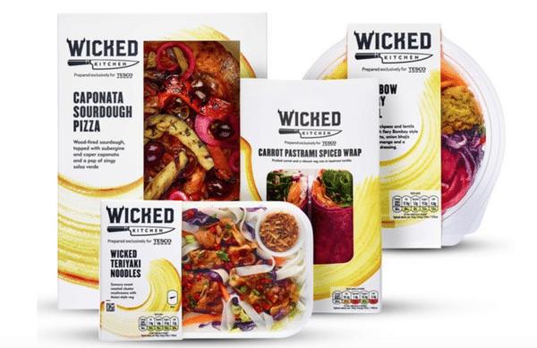 Wicked kitchen range