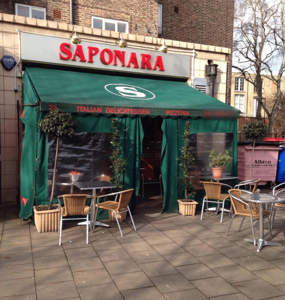 Saponara restaurant