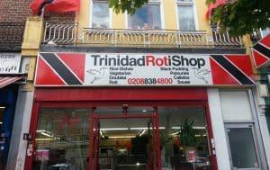 Trinidad Roti Shop