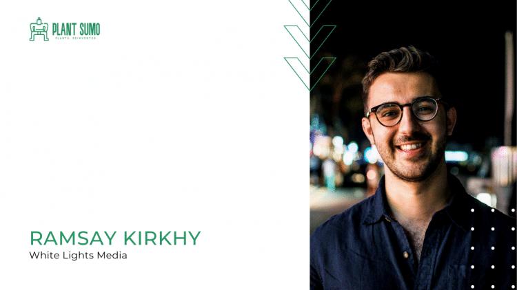 Ramsay Kirkhy – White Lights Media Interview