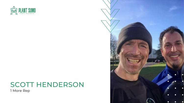 Scott Henderson – 1 More Rep Interview