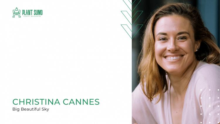 Christina Cannes – Big Beautiful Sky Interview