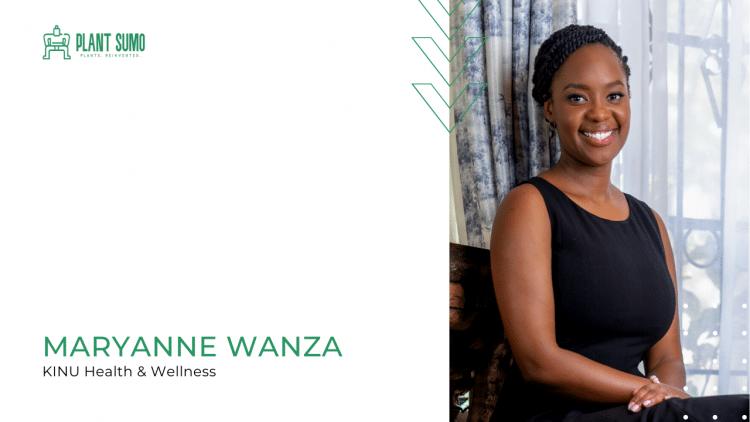 MaryAnne Wanza – KINU Health & Wellness Interview