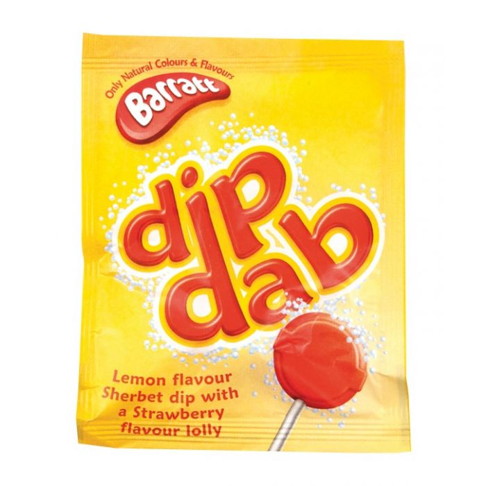 dip dab lollipop