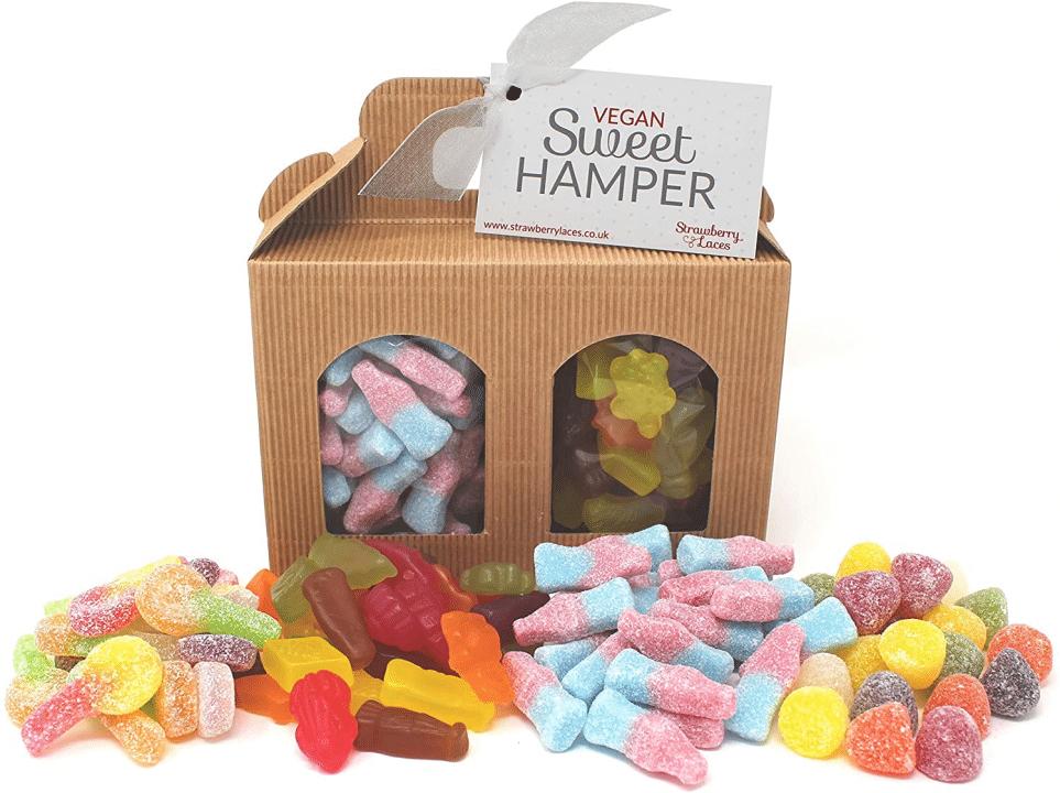 vegan sweet hamper