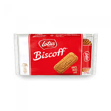 lotus Biscoff vegan biscuits