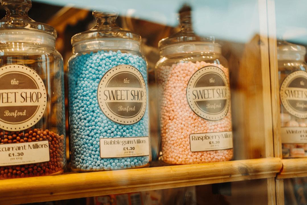 vegan millions sweets