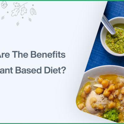 What Are The Benefits Of A Plant Based Diet