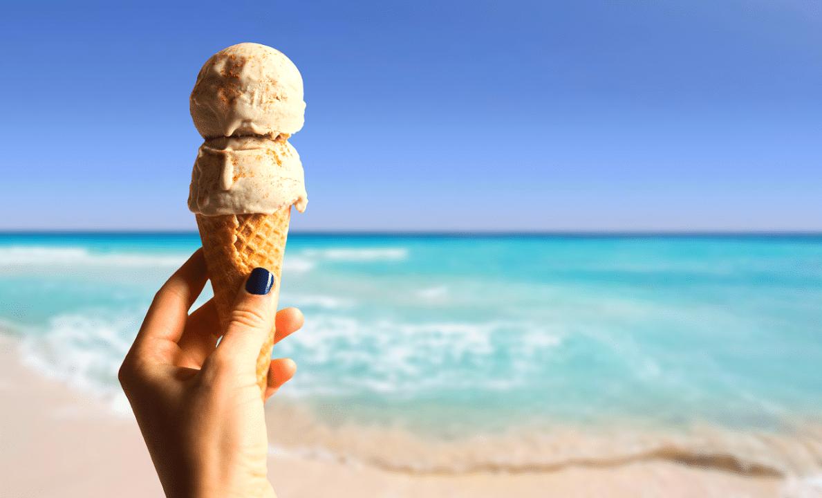 Plant-based Ice Cream
