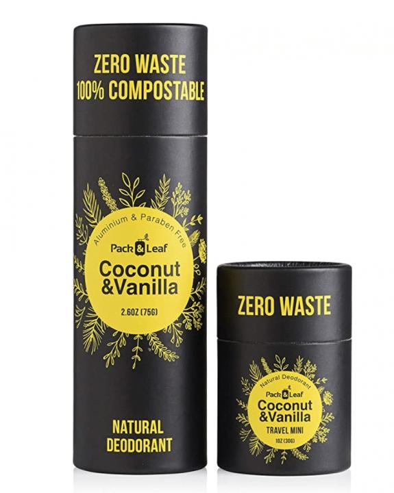 Waste Free deodorant stick