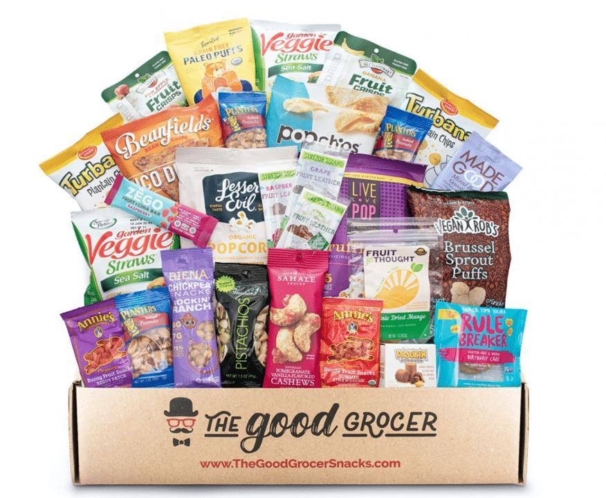 Vegan Snack Care Package