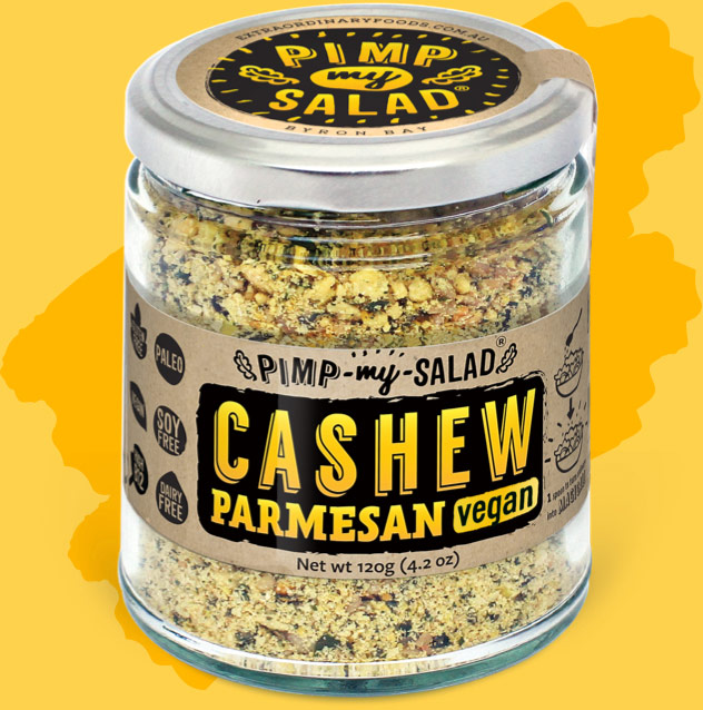Cashew Parm Cheese