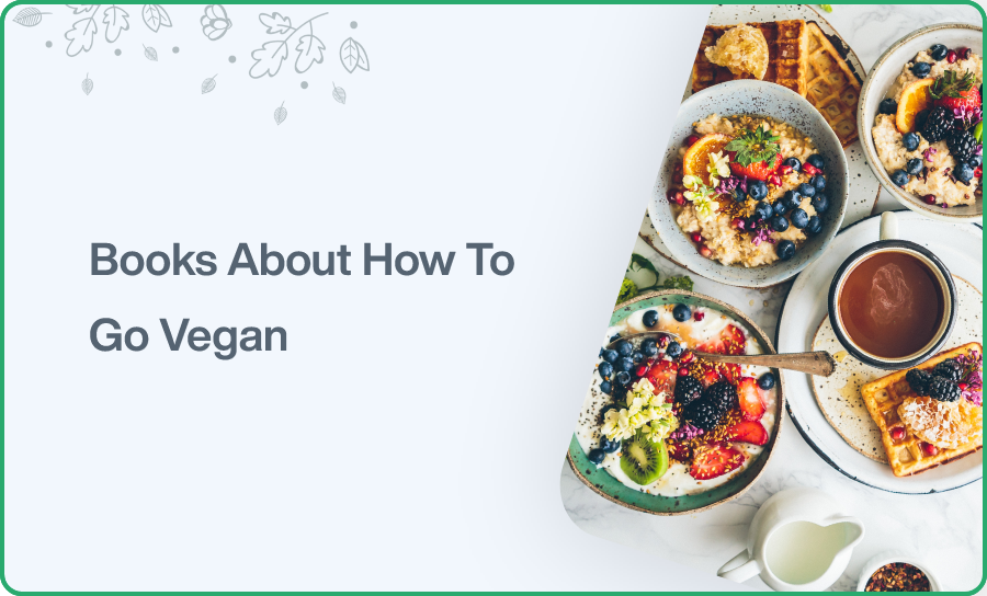 Books About How To Go Vegan