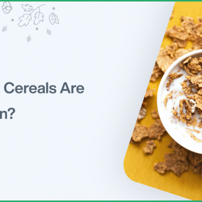 What Cereals Are Vegan