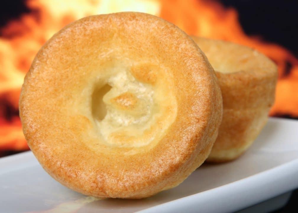 Vegan Yorkshire Pudding
