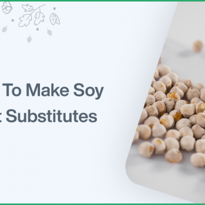 How To Make Soy Meat Substitutes 1