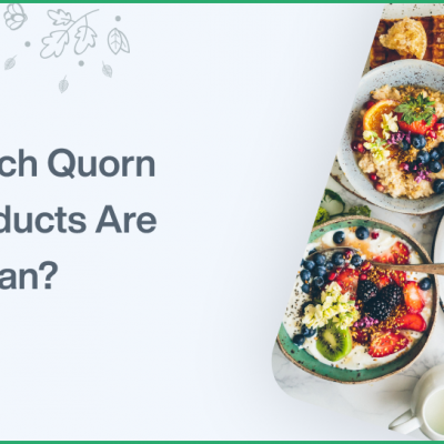 Which Quorn Products Are Vegan