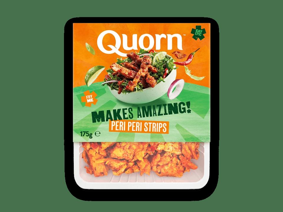 Quorn Vegan Peri-Peri Strips