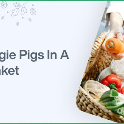Veggie Pigs In A Blanket