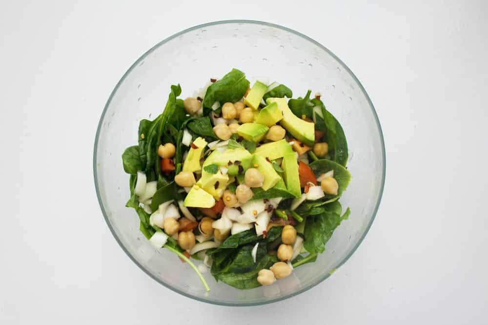 Low-Calorie Veg Meals